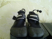 Ботинки для виндсерфинга, 19.5см., детские