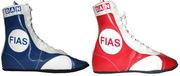 Обувь для борьбы самбо (борцовки) DANSPORT (лицензия ВФС и FIAS)